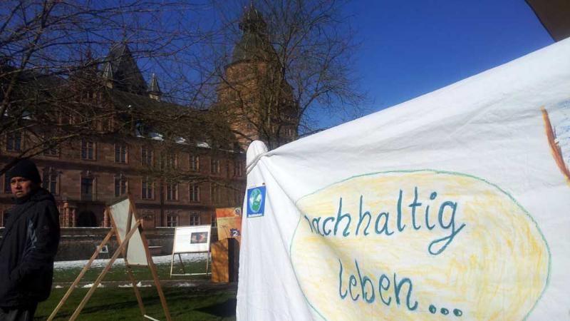 Aschaffenburger Schloss und Austellung