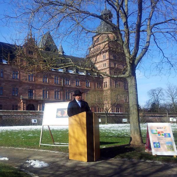 Rede von Oberbürgermeister Klaus Herzog