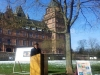 Rede von Klemens Gieles, Präsident der DGA 21 und Mitglied im Konzeptionsteam WorldWideBlanket