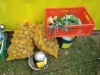 Gemüse, welches sonst nicht an den Verbraucher kommt.