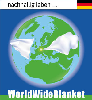 Logo WorldWideBlanket deutsch